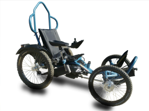 Boma 7 wheelchair